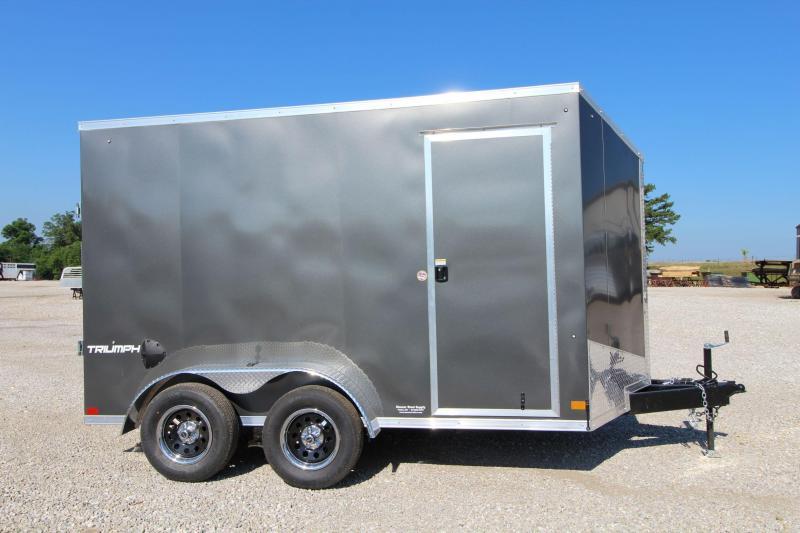 2022 Formula FSCDA7.0X12TE2 Enclosed Cargo Trailer