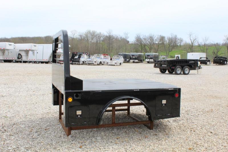 2021 Norstar ST Truck Bed