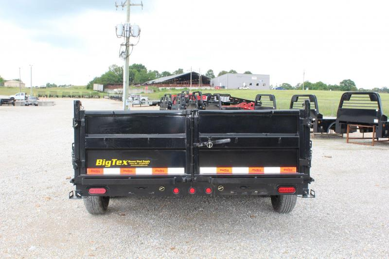 2022 Big Tex Trailers 14LP-16 Dump Trailer