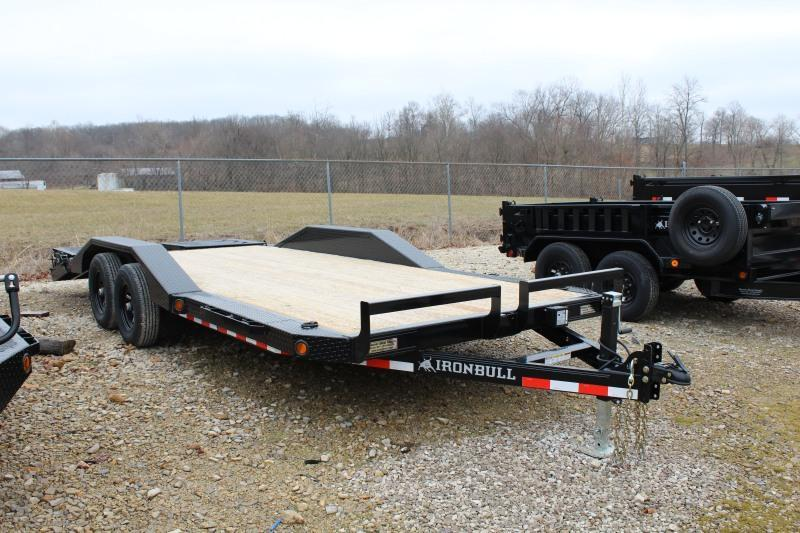 2021 Norstar ETB0220052 Equipment Trailer