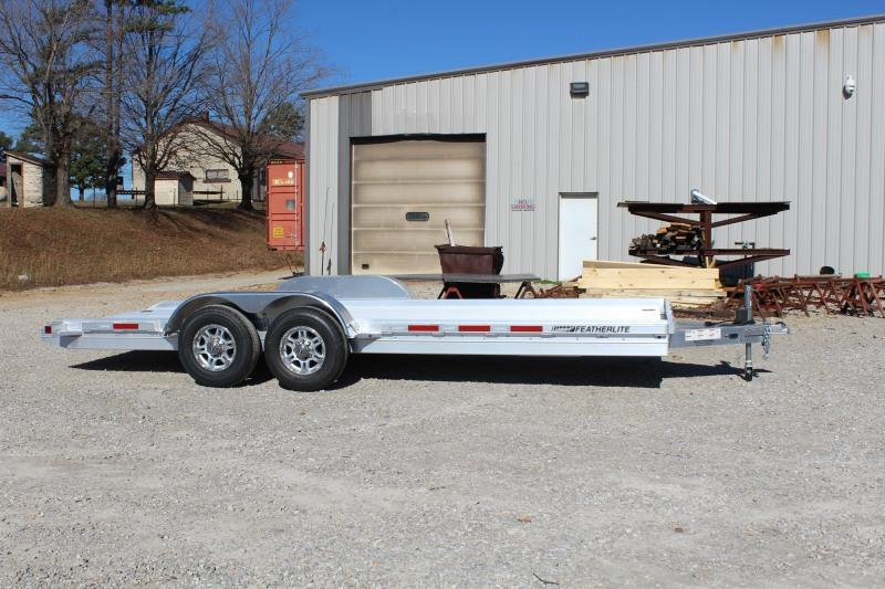 2021 Featherlite 3110-0020 Equipment Trailer