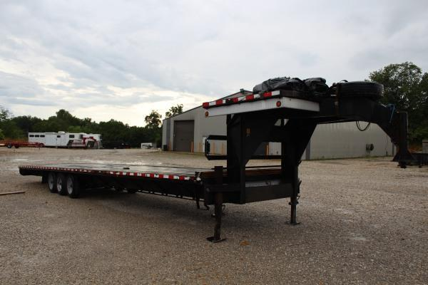 2003 Other Jerry James Flatbed Flatbed Trailer