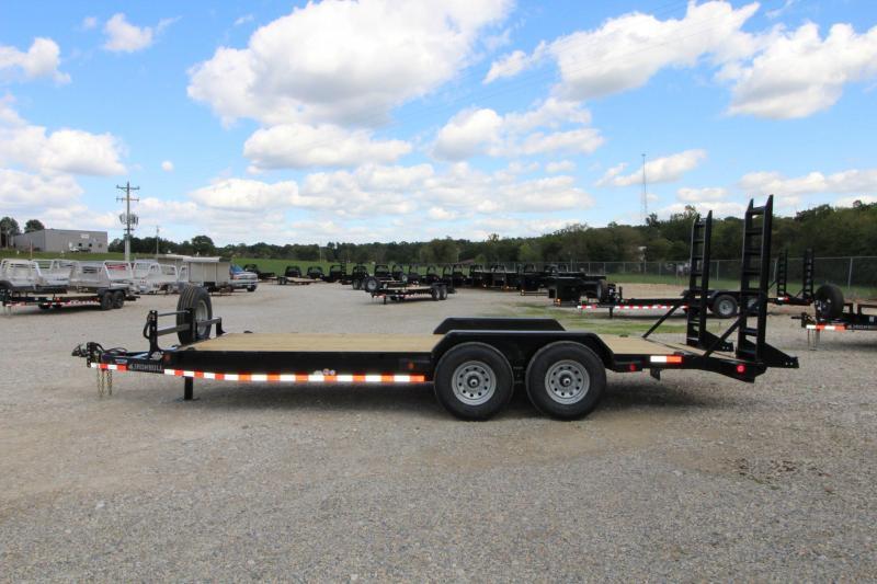 2022 Norstar ETB8320072 Equipment Trailer