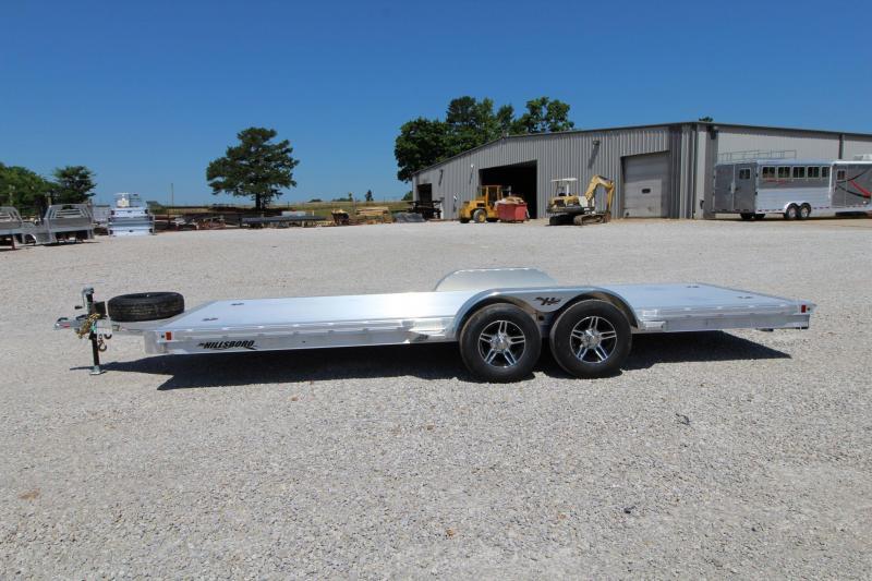2022 Hillsboro Industries AOCT5.2K-20 Car / Racing Trailer