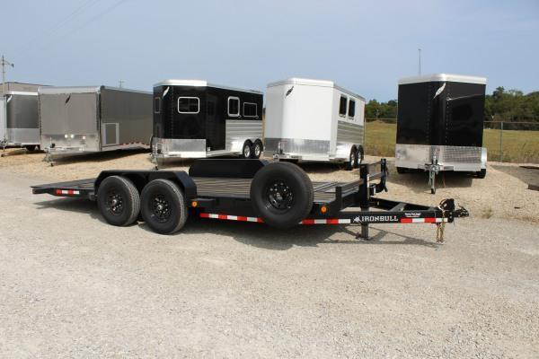 2021 Norstar TLB 83x18 Equipment Trailer