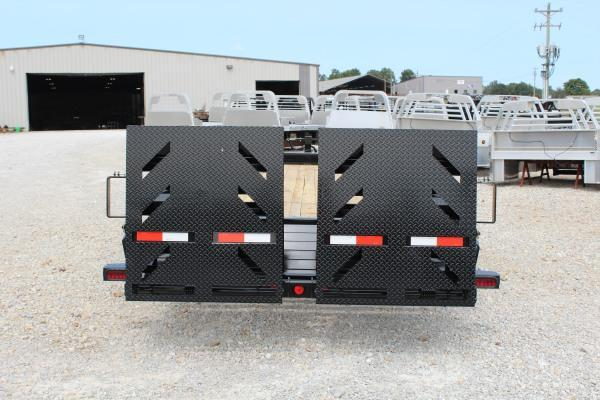 2021 Norstar EWB8320072 Equipment Trailer