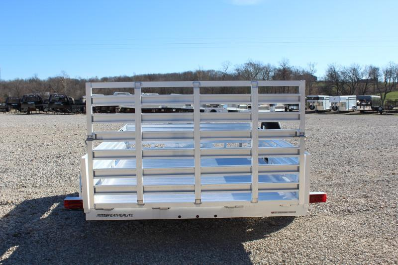 2012 Featherlite 1693-0010 Utility Trailer