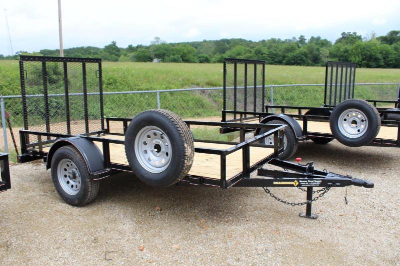 2021 Diamond T Trailers 510SAS Utility Trailer