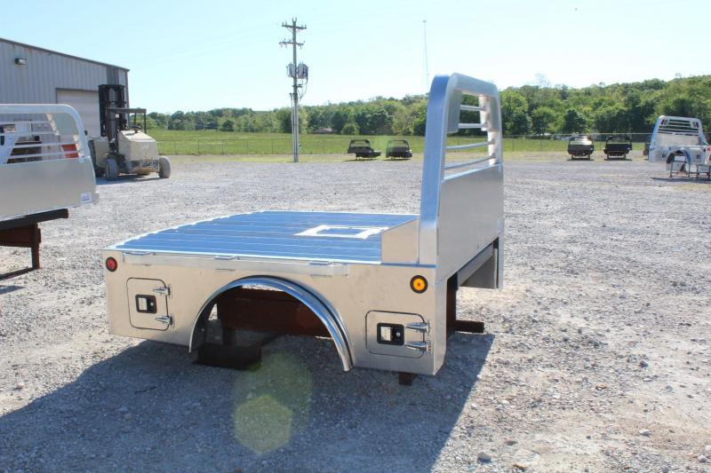2021 Norstar AT - Aluminum Skirted Truck Bed