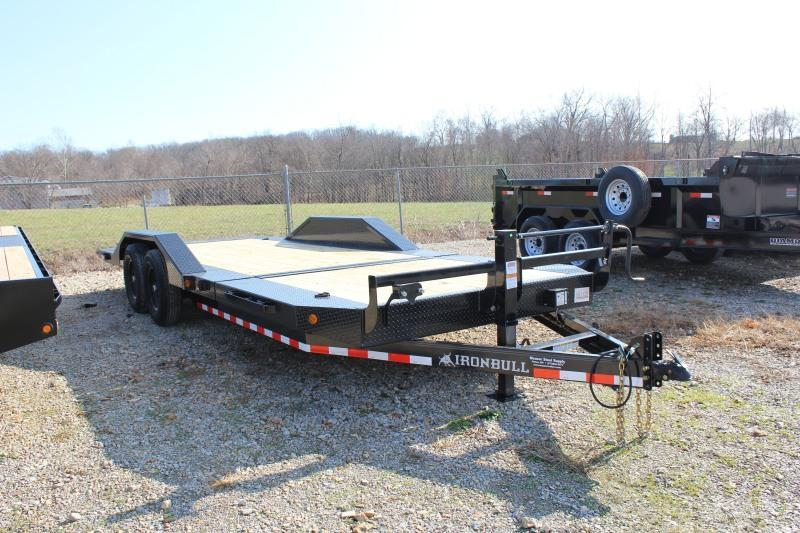 2021 Norstar TLB 102 X 22 Equipment Trailer