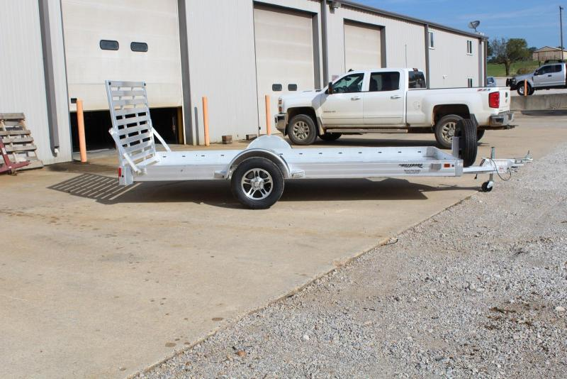 2021 Hillsboro Industries AU7814 Utility Trailer