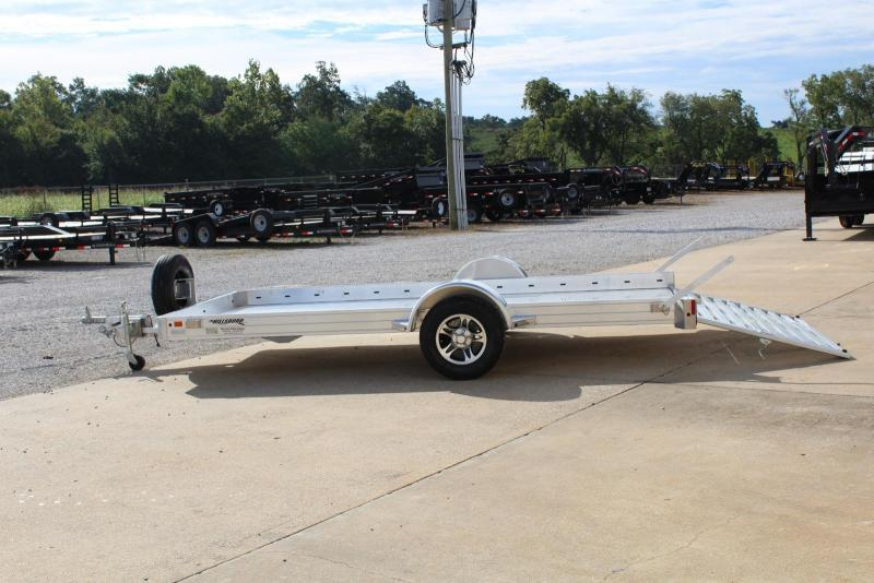 2020 Hillsboro Industries AU7814 Utility Trailer