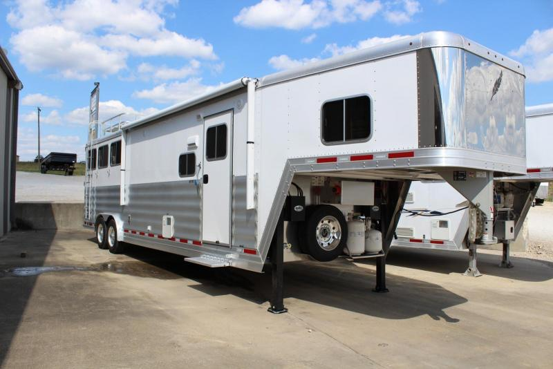 2017 Featherlite Horse Trailer