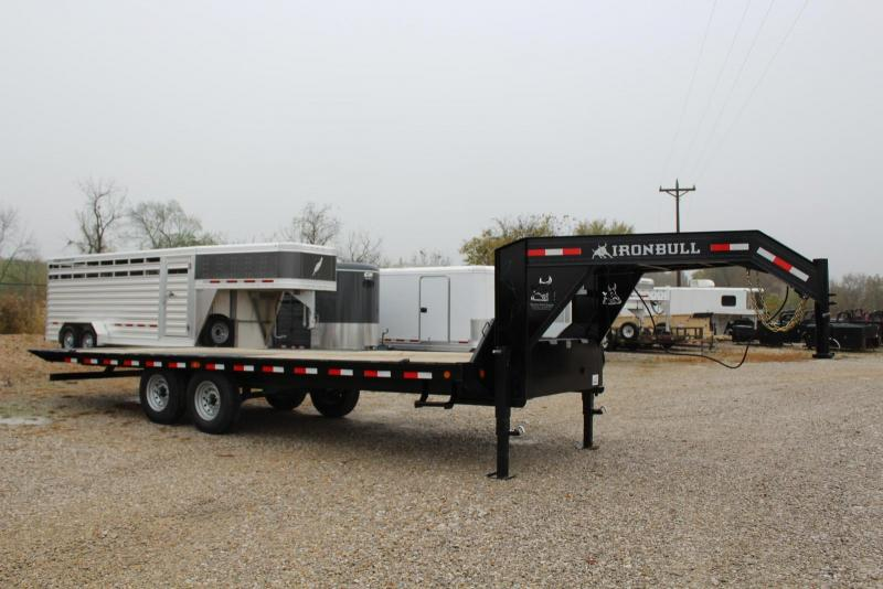 2020 Iron Bull TDG Equipment Trailer