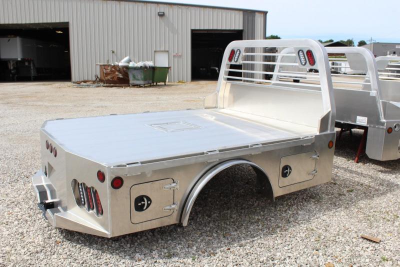 2022 Norstar AT - Aluminum Skirted Truck Bed