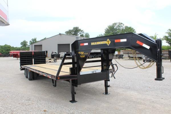 2020 Diamond T Trailers 10230DTF Flatbed Trailer