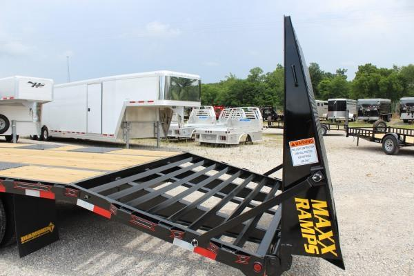 2021 Diamond T Trailers 10230DTF Flatbed Trailer