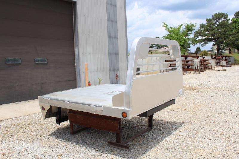 2021 Norstar AR - Aluminum Flatbed Truck Bed