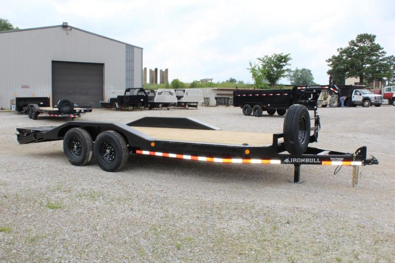2020 Norstar ETB8320 Equipment Trailer
