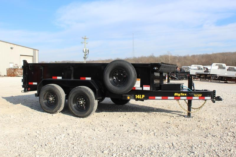 2021 Big Tex Trailers 14LP-12BK6SIRPD Dump Trailer