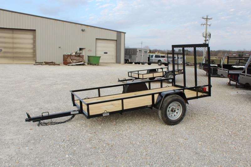 2021 Diamond T Trailers SAM4.5X9 Utility Trailer
