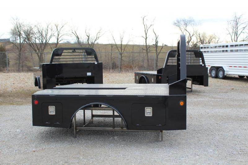 2021 Norstar ST Bed Truck Bed