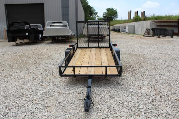 2020 Diamond T Trailers SAM4.5X9 Utility Trailer
