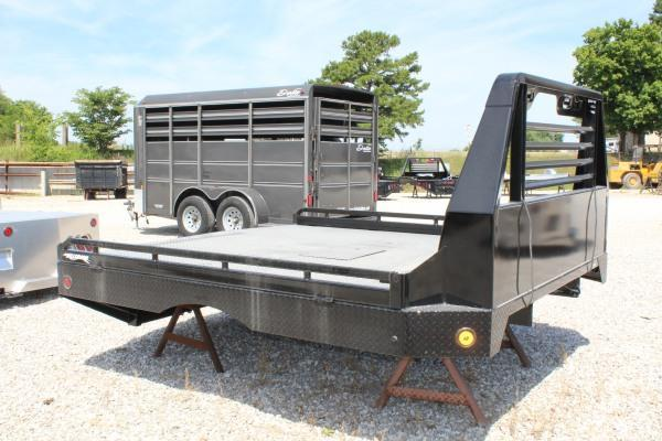 2020 Hillsboro Industries GII Steel Truck Bed