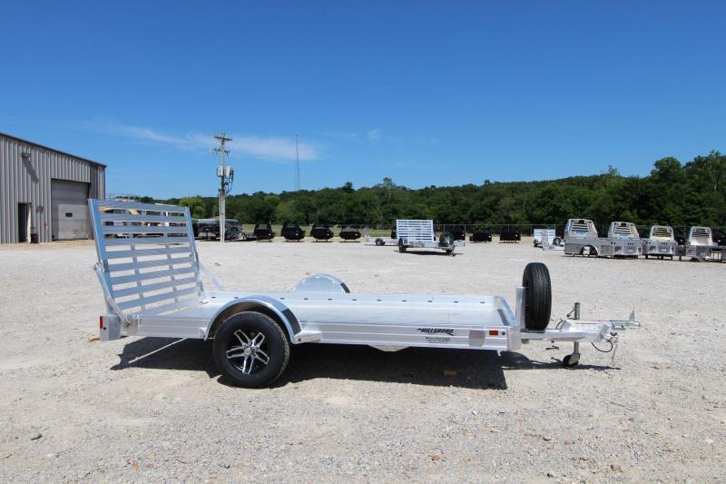 2022 Hillsboro Industries AU7812 Utility Trailer