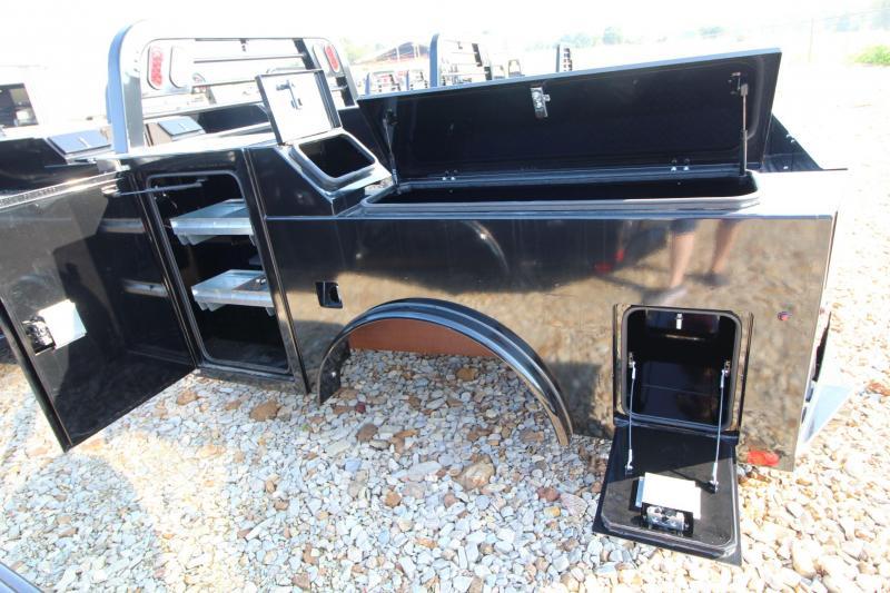 2022 Norstar SD Truck Bed