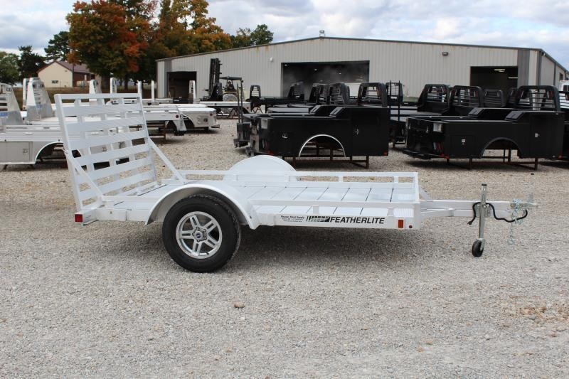 2021 Featherlite 1693-0010 Utility Trailer
