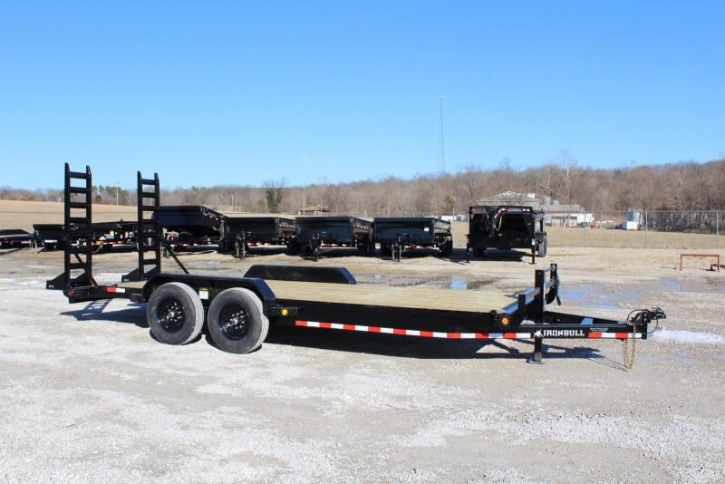 2021 Norstar ETB 83 X 20 Equipment Trailer