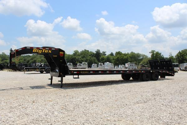 2021 Big Tex Trailers 22GN-30+5 Equipment Trailer