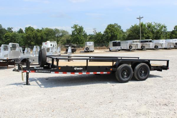 2020 Norstar ETBP-18 Equipment Trailer