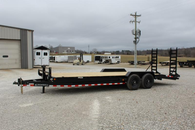 2021 Norstar ETB8324072 Equipment Trailer