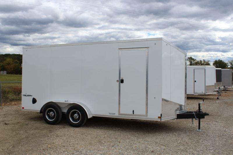 2021 Formula Trailers Triumph Slope V-nose Cargo / Enclosed Trailer