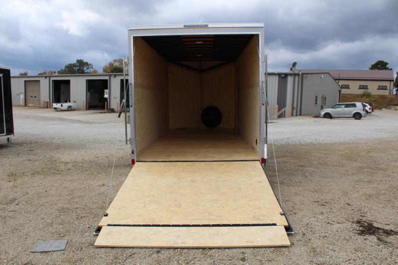 2021 Formula Trailers Triumph Slope V-nose Cargo / Enclosed Trailer