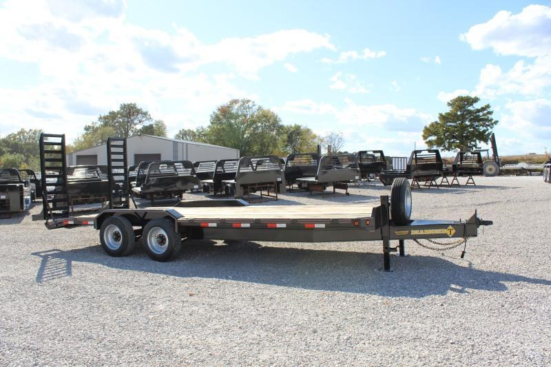 2021 Diamond T Trailers 8322SKP140-8 Equipment Trailer