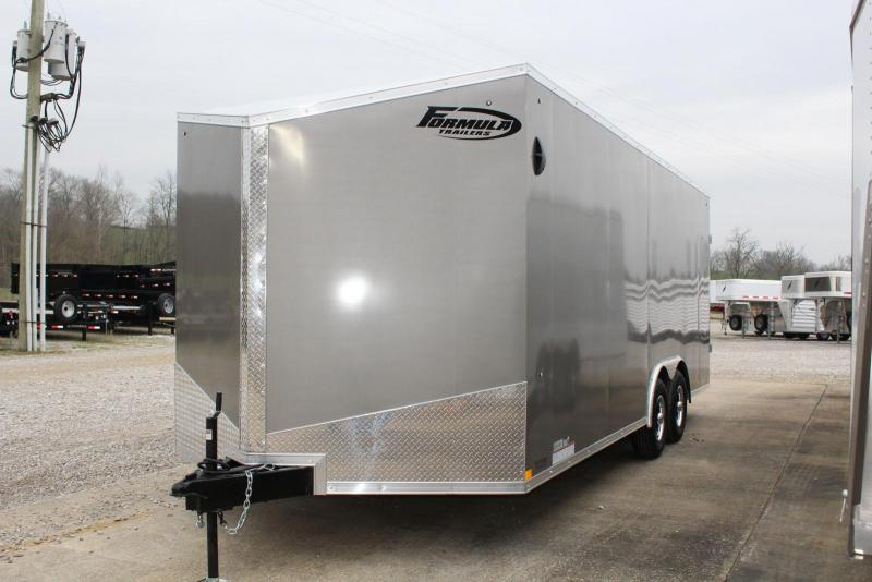 2022 Formula FSCDA8.5X20 Car / Racing Trailer
