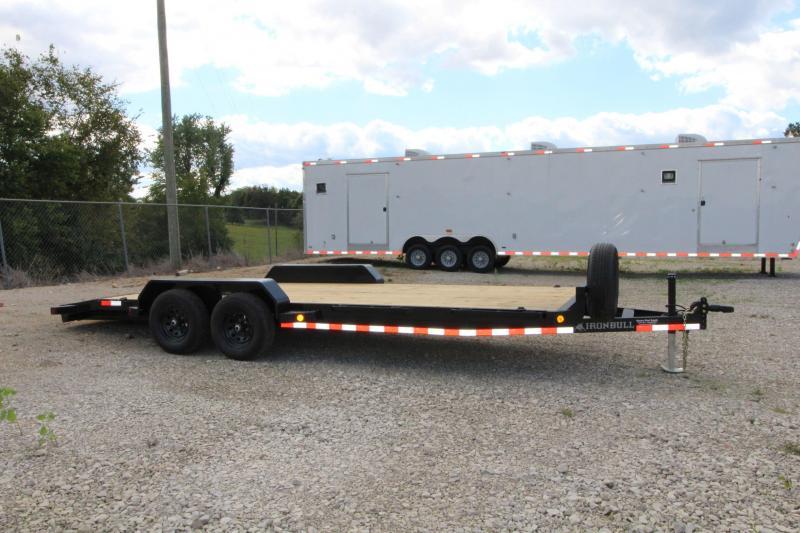 2022 Norstar ETB8320052 Equipment Trailer