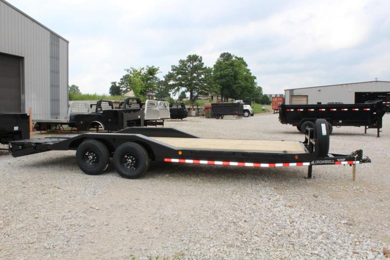 2020 Norstar ETB8622 Equipment Trailer