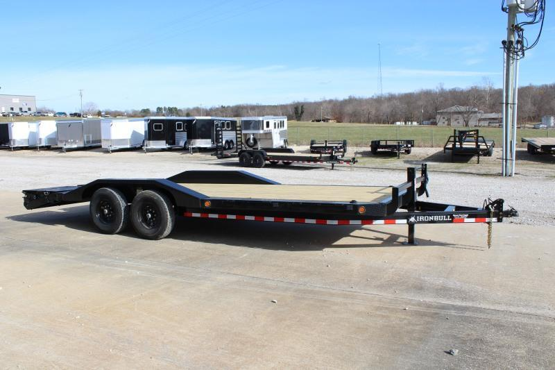 2021 Norstar ETB8622 Equipment Trailer