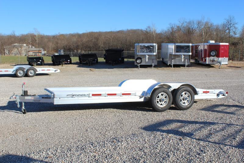 2021 Featherlite 3110-0020 Car / Racing Trailer