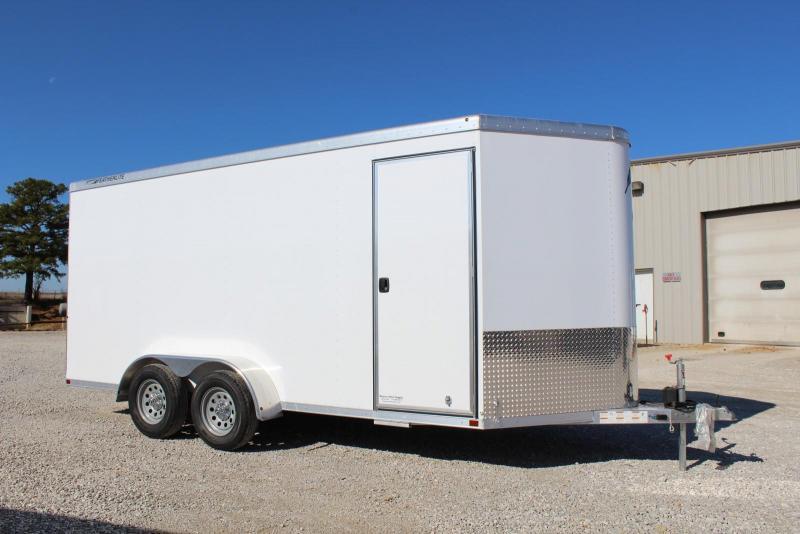 2022 Featherlite 1610-6716 Enclosed Cargo Trailer