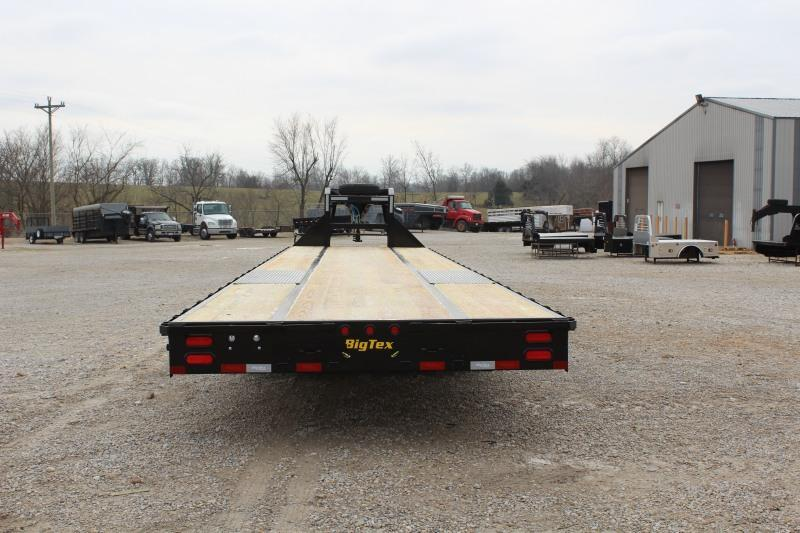 2021 Big Tex Trailers 22GN-40 Flatbed Trailer