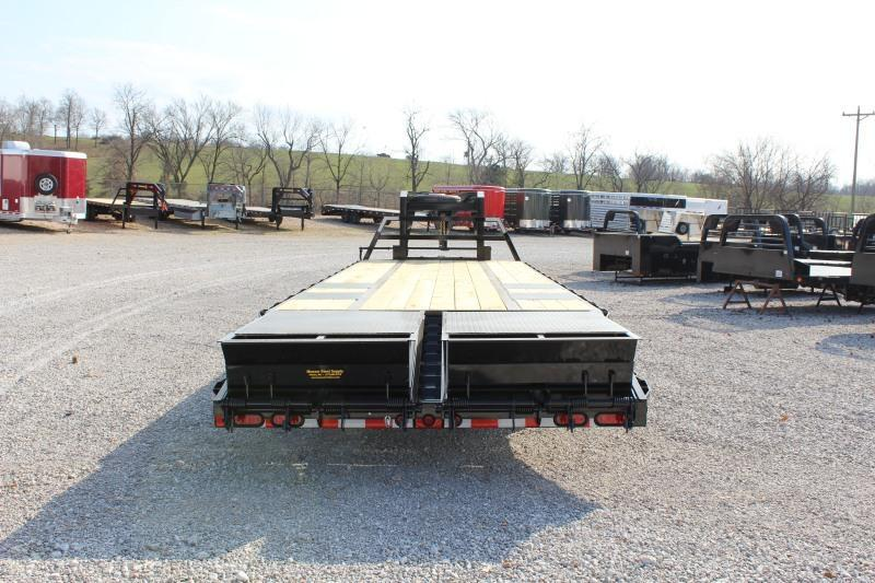 2021 Diamond T Trailers 10228DTF Flatbed Trailer