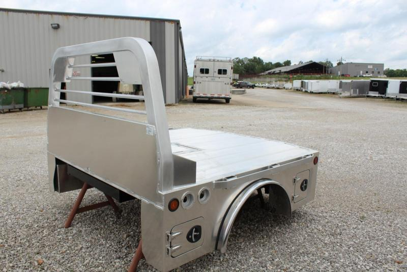 2020 Norstar AT - Aluminum Skirted Truck Bed