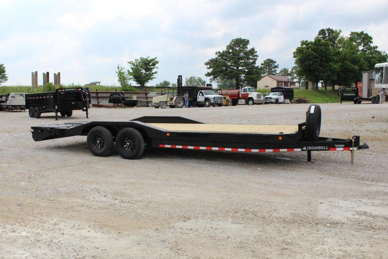 2020 Norstar ETB8324 Equipment Trailer
