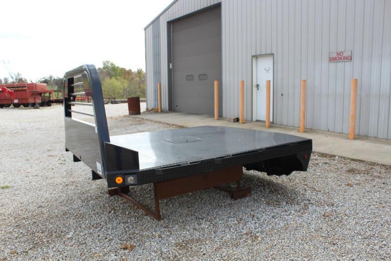 2020 Norstar SR Bed Truck Bed