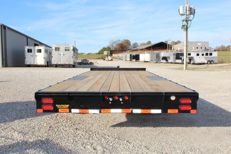 2021 Big Tex Trailers 14OA-24 Equipment Trailer